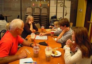 Games at Amici